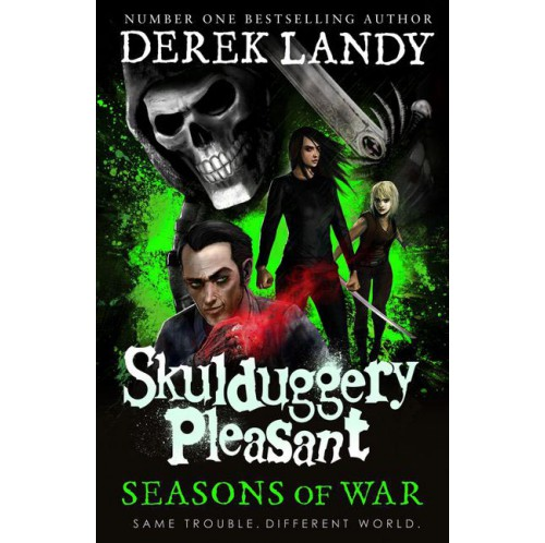 Skulduggery Pleasant - Seasons of War