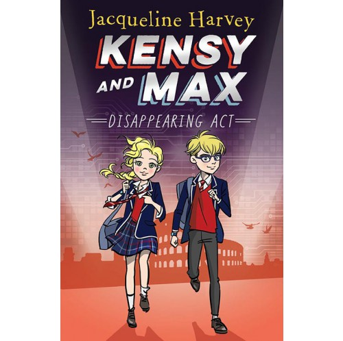 Kensy and Max - Disappearing Act