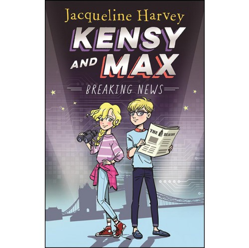 Kensy and Max - Breaking News