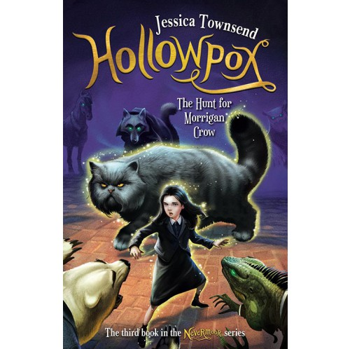Hollowpox - The Hunt for Morrigan Crow