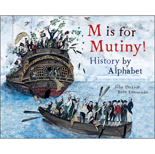 M is for Mutiny!