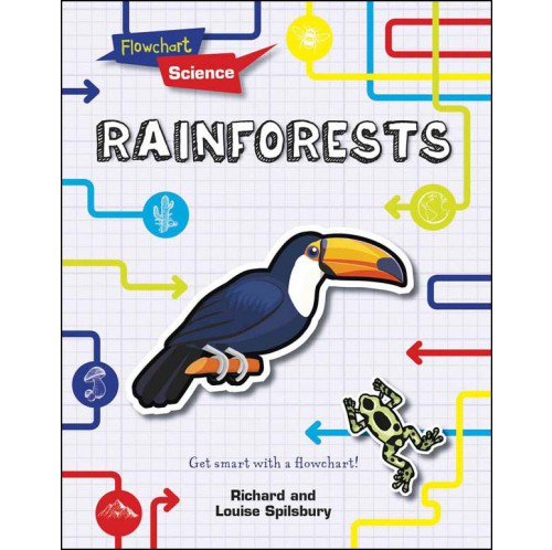 Flowchart Science - Rainforests