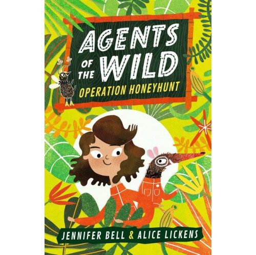 Agents Of The Wild - Operation Honeyhunt