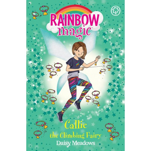 Rainbow Magic - Callie the Climbing Fairy