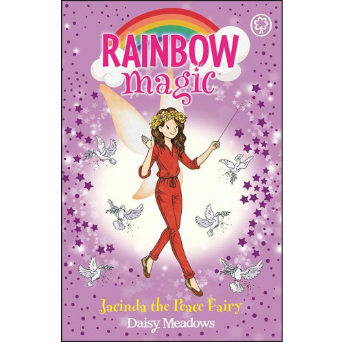 Rainbow Magic - Jacinda the Peace Fairy