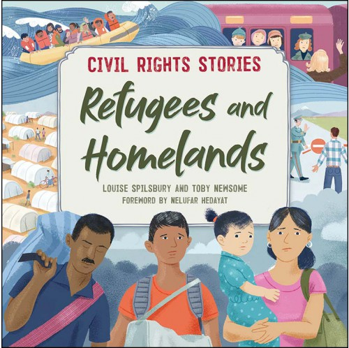 Civil Rights Stories - Refugees and Homelands