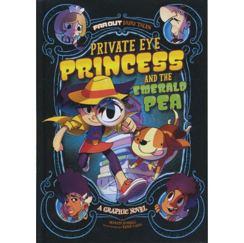 Far Out Fairy Tales - Private Eye Princess and the Emerald Pea