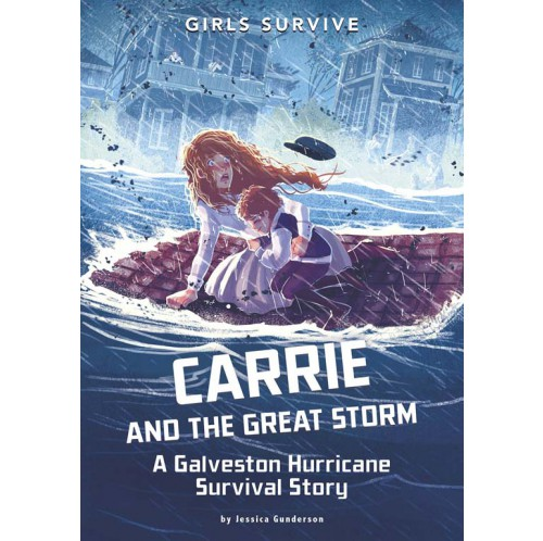 Girls Survive - Carrie and the Great Storm