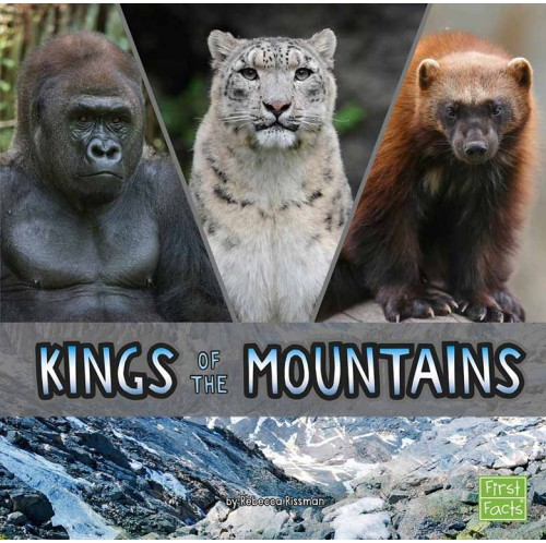 Animal Rulers - Kings of the Mountains