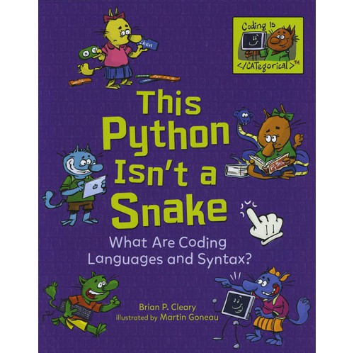 Coding Is Categorical - This Python Isn't a Snake