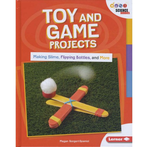 Unplug With Science Buddies - Toy and Game Projects