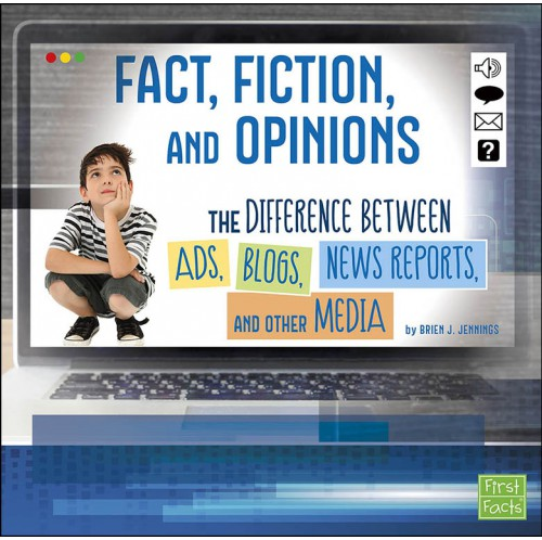 All About Media  - The Differences Between Ads, Blogs, News Reports, and Other Media