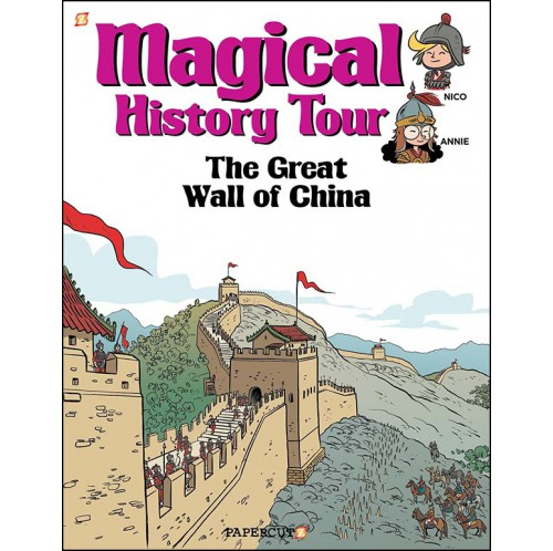 Magical History Tour - The Great Wall of China