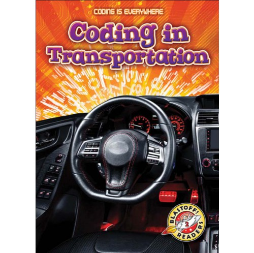 Coding is Everywhere - Coding in Transportation