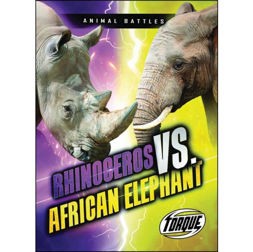 Animal Battles - Rhinoceros VS African Elephant