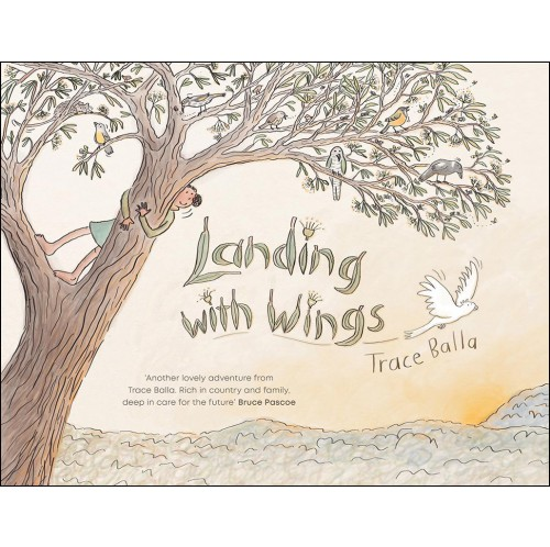 Landing with Wings