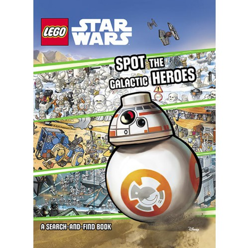 LEGO Star Wars - Spot the Galactic Heroes