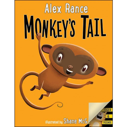 Monkey's Tail - A Tiger & Friends book