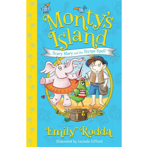 Monty's Island - Scary Mary and the Stripe Spell