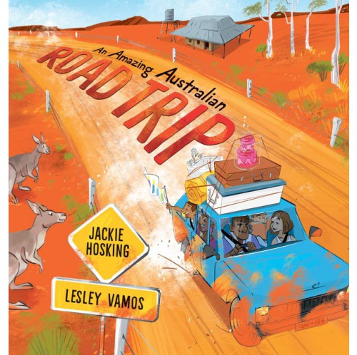 An Amazing Australian Road Trip