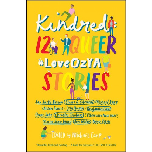 Kindred - 12 Queer #LoveOzYA Stories