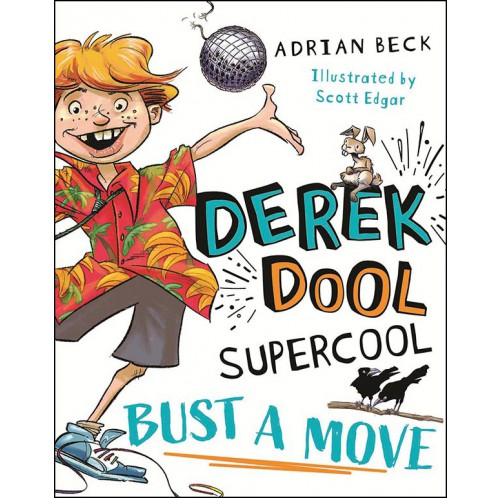 Derek Dool Supercool - Bust a Move