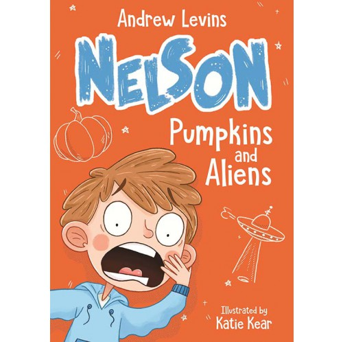 Nelson 1 - Pumpkins and Aliens