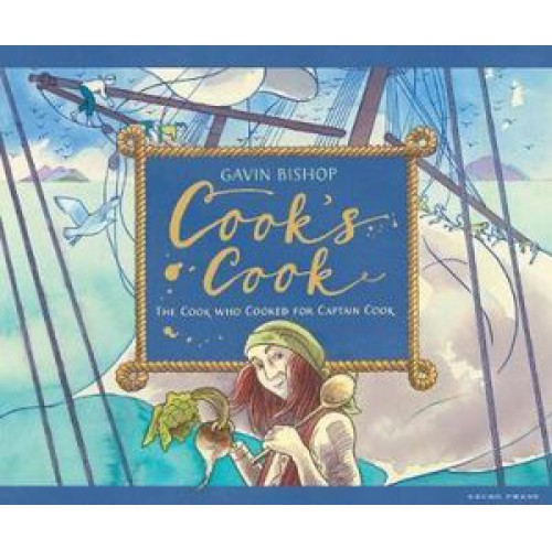 Cook's Cook - The Cook who Cooked for Captain Cook