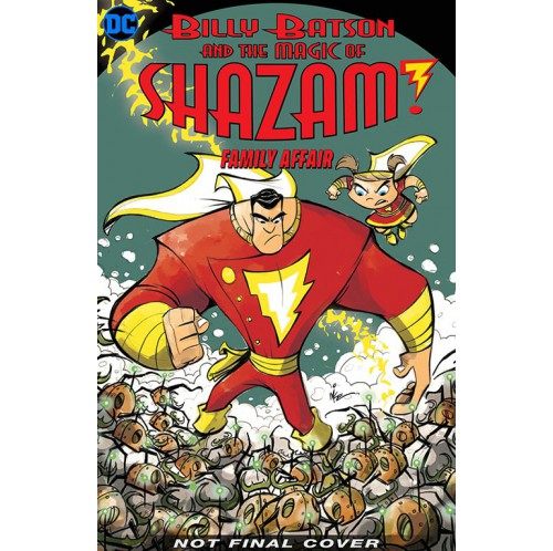 Billy Batson and the Magic of Shazam! Family Affair