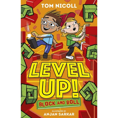 Level Up - Block and Roll