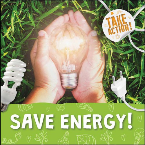 Take Action - Save Energy
