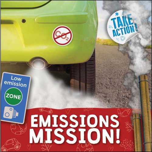 Take Action - Emissions Mission