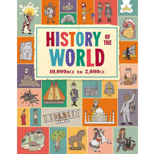 History of the World 10,000BCE to 2,000CE
