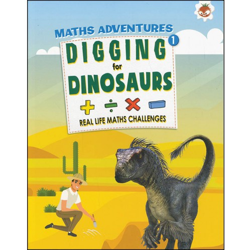 Maths Adventures 1 - Digging for Dinosaurs