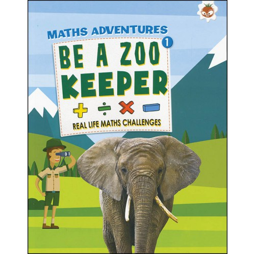 Maths Adventures 1 - Be A Zoo Keeper