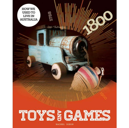 How We Used To Live In Australia - Toys & Games