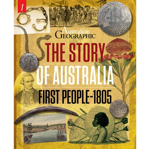 The Story of Australia: First People - 1805