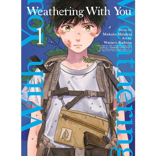 Weathering With You Vol 1