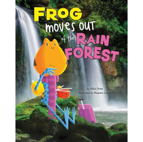 Habitat Hunter - Frog Moves Out of the Rain Forest