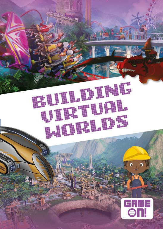 Lamont Schools Game On! - Building Virtual Worlds by Kirsty