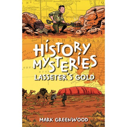 History Mysteries - Lasseter's Gold