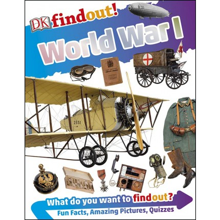 DK Find Out! - World War 1
