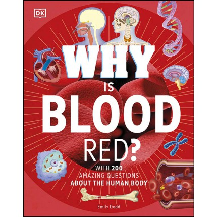 Why Is Blood Red?