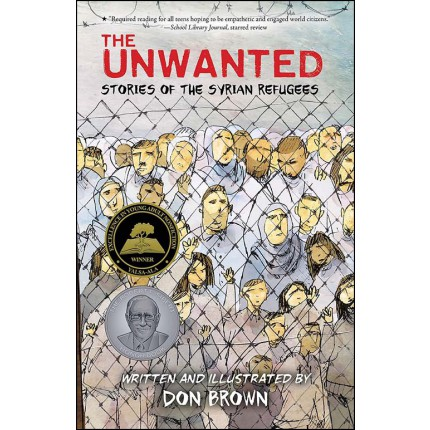 Unwanted - Stories of the Syrian Refugees