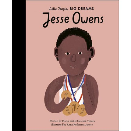 Little People, Big Dreams - Jesse Owens