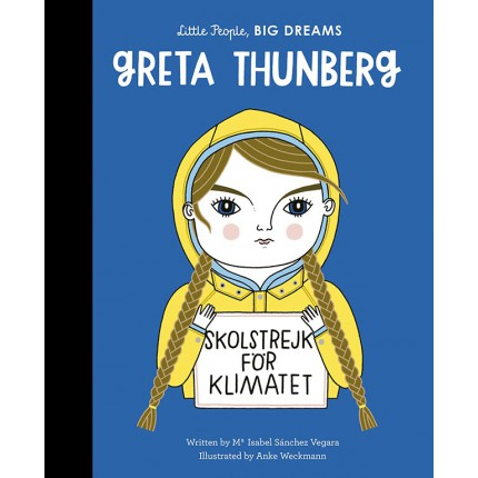 Little People, Big Dreams - Greta Thunberg