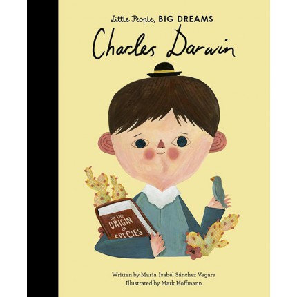 Little People, Big Dreams - Charles Darwin