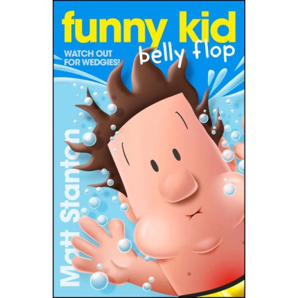 Funny Kid - Belly Flop