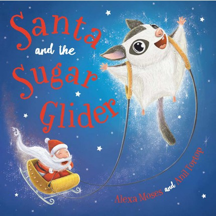 Santa and the Sugar Glider