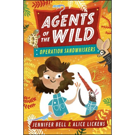 Agents of the Wild - Operation Sandwhiskers